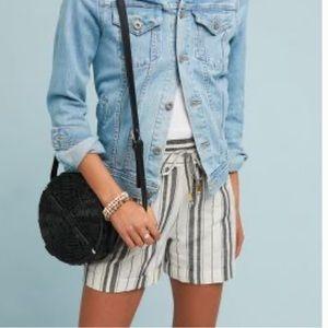 Anthropologie Oceanside Shorts - Size M